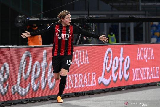 AC Milan merebut kembali posisi puncak klasemen