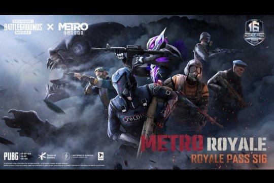 PUBG Mobile dan Metro Exodus hadirkan Royale Pass Season 16