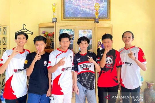 Team Panda Warior Basel Juara PUBG Piala Gubernur Babel 2020