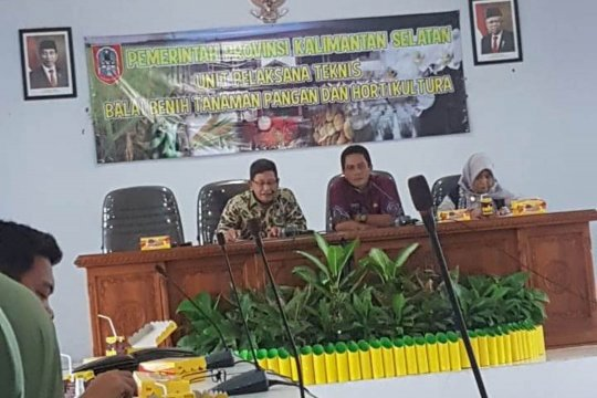 Legislatif dorong petani maksimalkan program bantuan bibit
