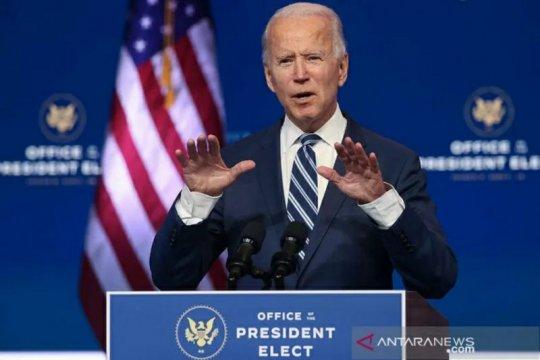 Biden tempatkan masalah iklim di pusat kebijakan luar negerinya