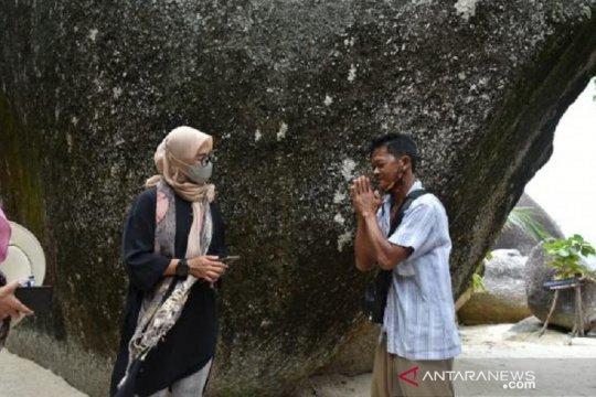 Babel fokuskan kelola sampah plastik di wisata pantai Belitung Timur