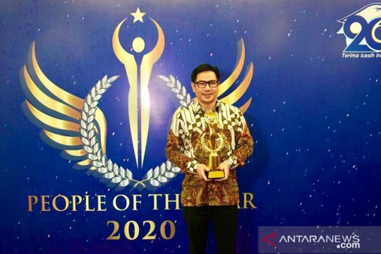Alfamart Raih Penghargaan Best CEO of the Year 2020
