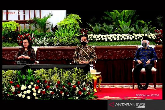 Alokasi DIPA dan TKDD 2021 untuk Provinsi Gorontalo Rp10,5 triliun