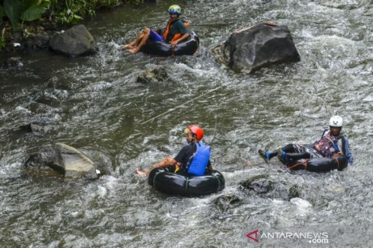 Mantan Napi Kelola Wisata River Tubing