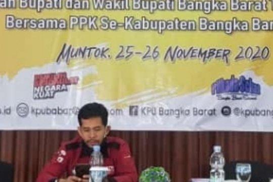 KPU Bangka Barat libatkan PT Pos Indonesia untuk distribusi surat suara
