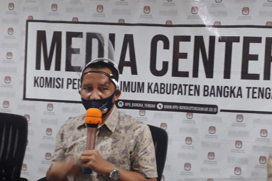 KPU Bangka Tengah temukan 1.262 surat suara rusak