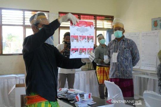 KPPS di Denpasar atur jam kedatangan pemilih saat Pilkada