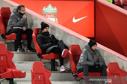 Jordan Henderson kembali berlatih jelang lawatan Liverpool ke markas Brighton