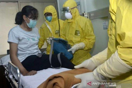 Seorang pasien positif COVID-19 meninggal dunia di Tarakan