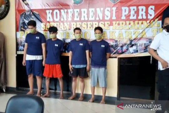 Seorang prajurit TNI perempuan menjadi korban penjambretan
