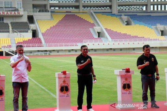 Bhayangkara FC bermarkas di Solo pada musim 2020/2021