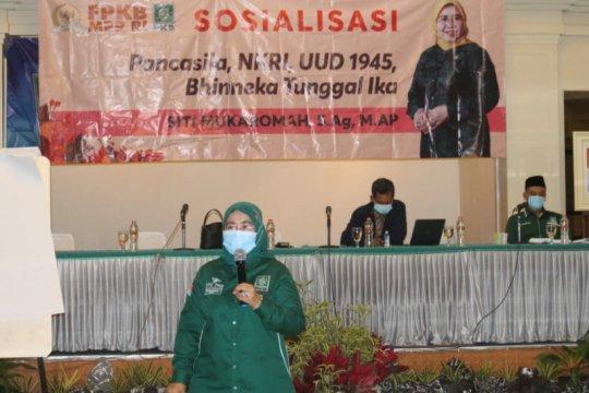 Anggota MPR minta warga Banyumas junjung nilai toleransi beragama