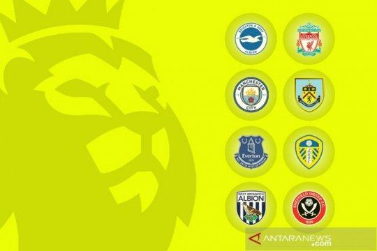 Jadwal pertandingan pekan ke 10 Liga Inggris, Liverpool bisa rebut puncak klasemen