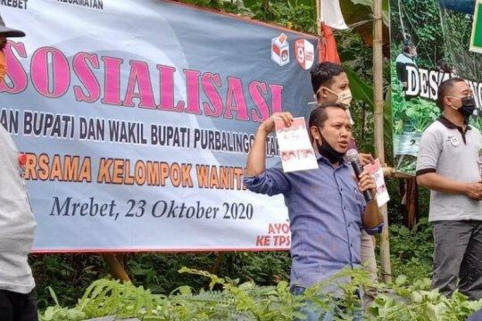 KPU Purbalingga pastikan kesiapan protokol kesehatan di TPS