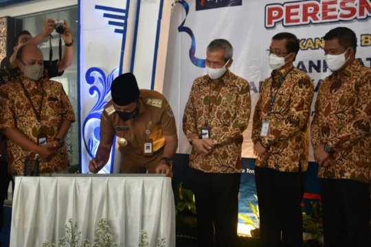 Bank Jateng relokasi KCP Karangpandan