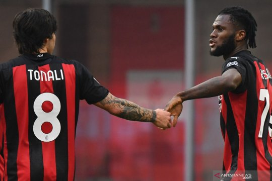 Klasemen Liga Italia, Milan kian kokoh di puncak
