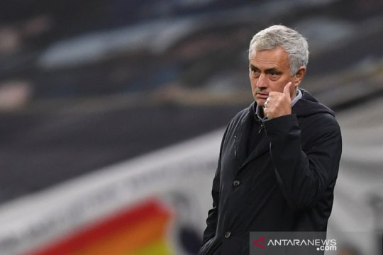 Mourinho: Spurs seperti kuda poni di perebutan gelar Liga Inggris