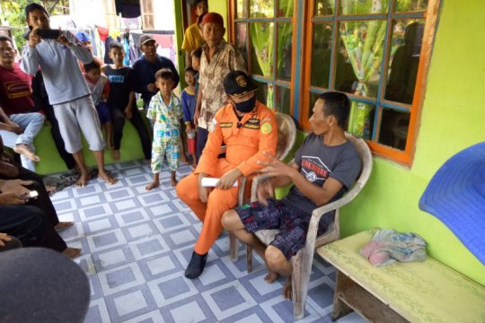 Tim SAR gabungan temukan nelayan sempat hilang kontak tiga hari