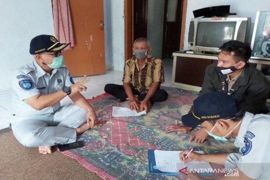 Jasa Raharja Pekalongan berikan santunan ke ahli waris kecelakaan di Tol Cipali