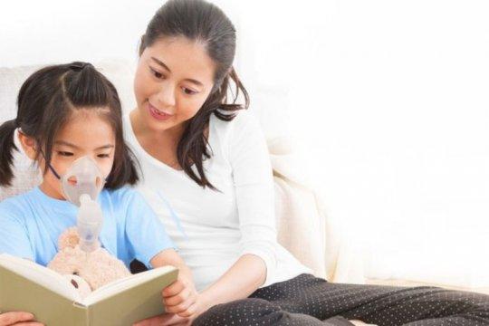 Nebulizer efektif untuk pengobatan pernapasan bagi anak