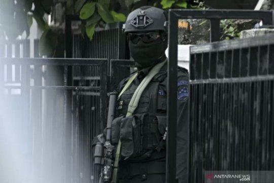 Densus 88 tangkap seorang terduga teroris