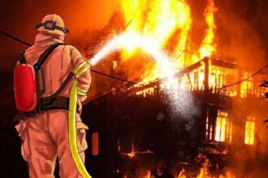 27 orang tewas dalam kebakaran di RS COVID-19 Baghdad