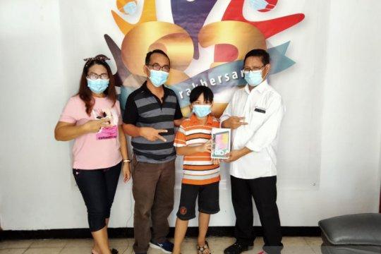 ANTARA bantu gawai tunjang pendidikan anak wartawan di Sulut