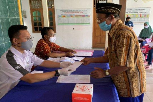 Bank Jateng bagikan uang duka Pemkab Sukoharjo senilai lebih dari Rp 4 miliar