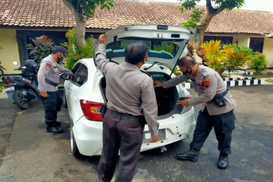 Lima pelaku perusak rumah makan di Batang ditangkap