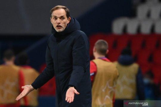 Tuchel tak mau PSG lengah di laga Grup H