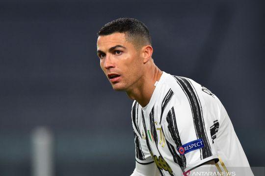 Cetak gol ke-750, Ronaldo ucapkan terima kasih pada rekan, pelatih dan lawan