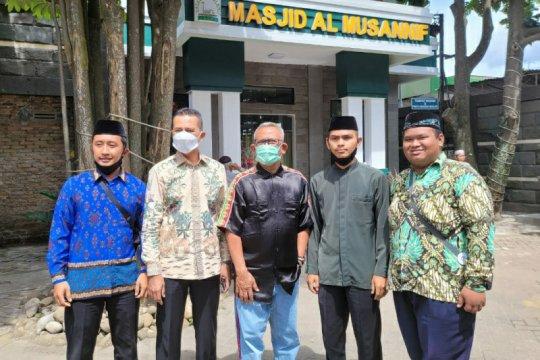 Pengusaha Puspo Wardoyo usung bangunan joglo ke Medan