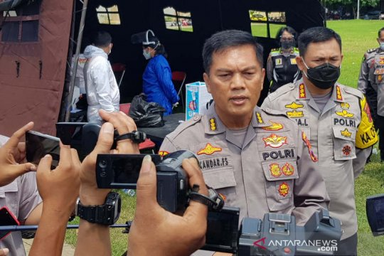 30 polisi di Jateng reaktif jelang pengamanan pencoblosan pilkada