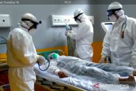 Seorang pasien positif COVID-19 meninggal di Tarakan