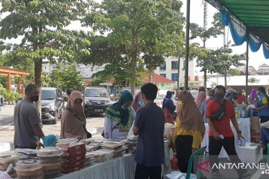 Pasar murah bantu masyarakat terdampak COVID