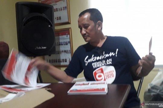 KPU Bangka Tengah sudah terima semua logistik pilkada