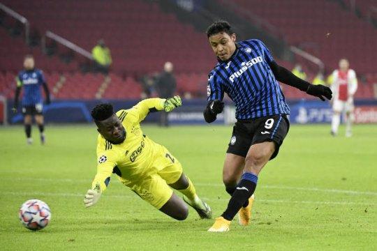 Atalanta pecundangi Ajax 1-0