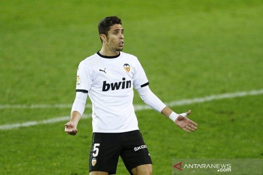 Valencia meninggalkan zona degradasi klasemen Liga Spanyol
