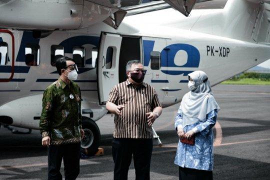 Menristek apresiasi proses sertifikasi pesawat N219