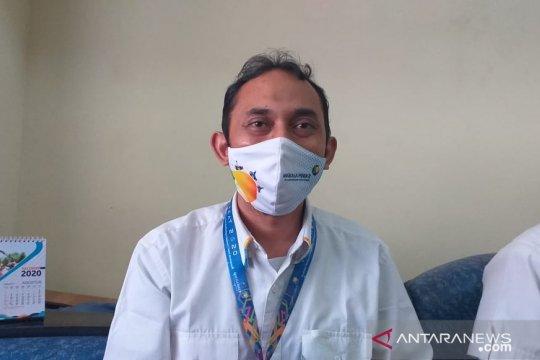 Jumlah penumpang pesawat di Belitung tahun 2020 turun 59,7 persen