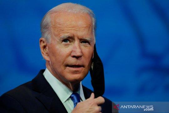 Joe Biden akan menjalani vaksinasi COVID-19 paling cepat minggu depan
