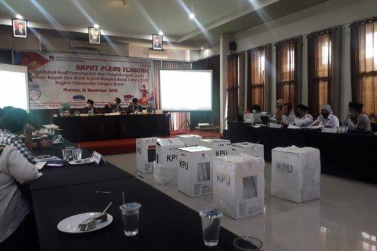 Sukirman-Bong peroleh suara terbanyak di Pilkada Bangka Barat