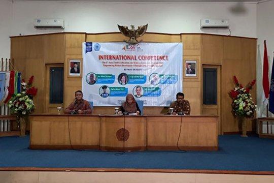 Konferensi internasional UMP pertemukan akademisi di seluruh Asia-Pasifik