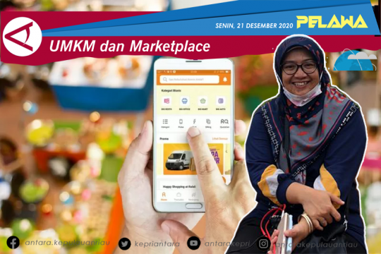 UMKM dan Marketplace