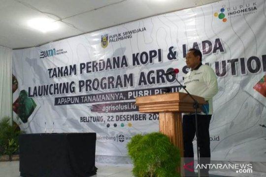 PT Pusri Palembang luncurkan program