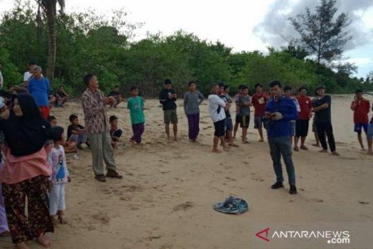 Polres Bangka Tengah selidiki temuan mayat bayi