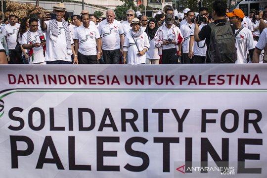 Menlu kembali tegaskan Indonesia tak berniat buka hubungan dengan Israel