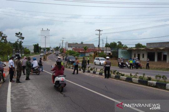 Polres Bangka Tengah antisipasi kerumunan saat Tahun Baru 2021