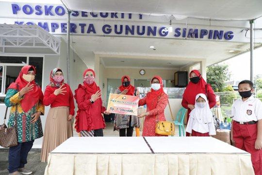 PWP Pertamina RU IV Cilacap kembali salurkan bantuan pendidikan